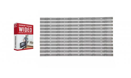 LISTWY LED RF-AJ500E32-0601S-02 A0 LED Sharp V500HJ1-PE8 50/234Z 50F22B-FHD