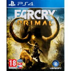 Farcry Primal ps4 playstation 4
