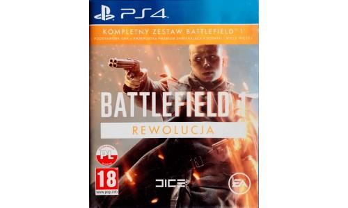 Battlefield 1 Rewolucja ps4 playstation 4