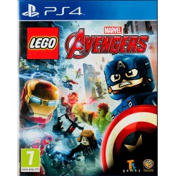 Lego Avengers PS4 Playstation 4