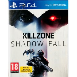 Killzone Shadow fall ps4 playstation 4