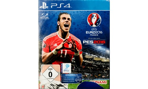 Pes 2016 Ps4 Playstation 4