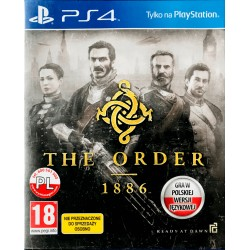 The Order Ps4 Playstation 4