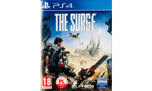 The Surge Ps4 Playstation 4