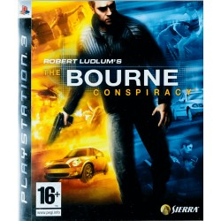 Bourne Conspirate ps3 playstation 3