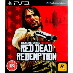 Red Dead Redempation ps3