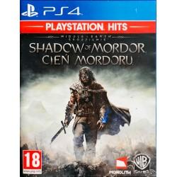 Shadow Of Mordor Cien Mordu ps4