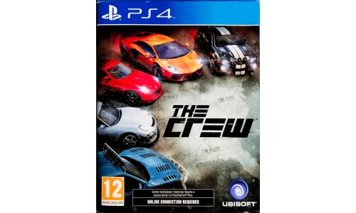 The Crew Ps4 Playstation4