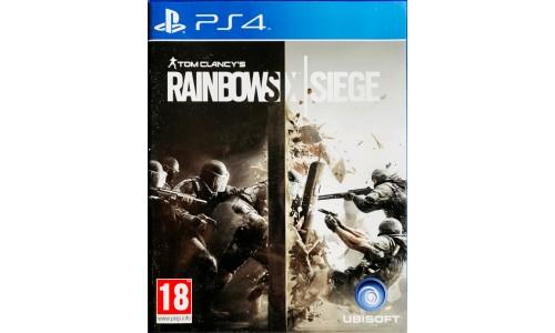 Rainbowsx Siege ps4 Playstation4