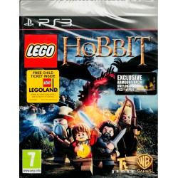 LEGO The Hobbit ps3 playstation 3 Nowa folia