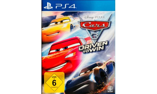 Cars 3 Ps4 Playstation 4