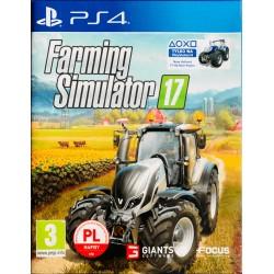 Farming Simulator 17 Ps4 Playstation 4