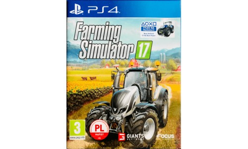 Farming Simulator 17 Ps4 Playstation 4