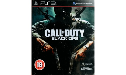 Call of duty black ops ps3 playstation 3