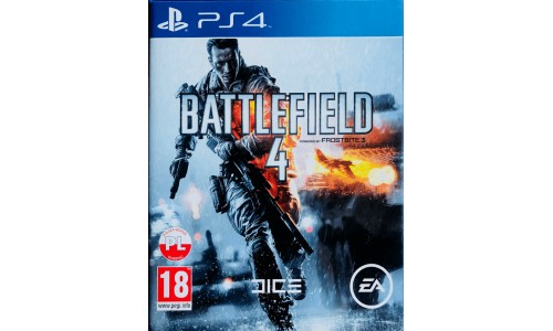 Battlefield 4 PS4 playstation 4 [PL]