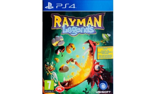 Rayman Legends PS4 Playstation 4 [PL]