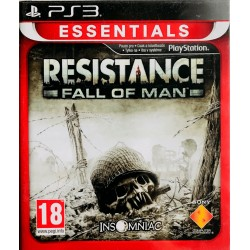 Ressistance Fall Of Man ps3 playstation 3[PL]