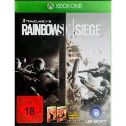 Rainbowsx Siege Xbox one