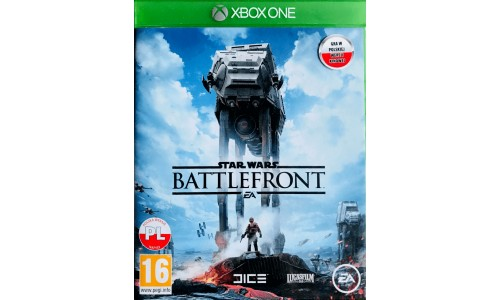 Star Wars Battlefront ps4 playstation 4 [PL]