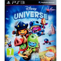 Disney universe xbox 360 NOWA FOLIA