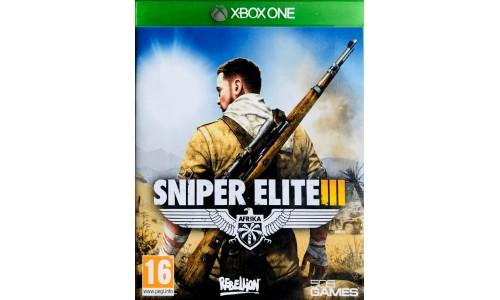 Sniper Elite 3 Xbox One