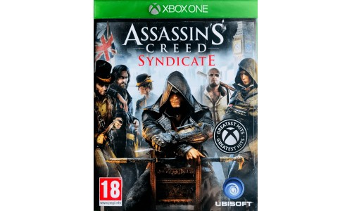 Assassin's Creed: Syndicate Xbox One NOWA Folia [PL]