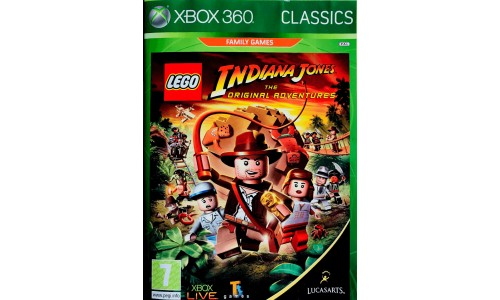 LEGO Indiana Jones 2 Xbox 360