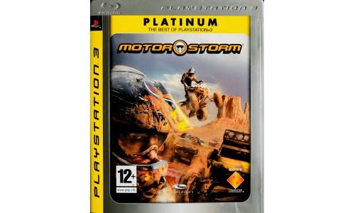 MotorStorm ps3 playstation 3