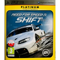 NFS Shift ps3 playstation 3
