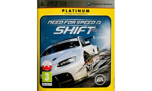 NFS Shift ps3 playstation 3