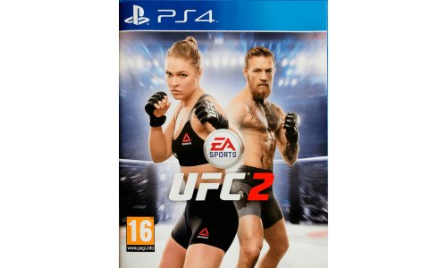 UFC 2 ps4 playstation 4