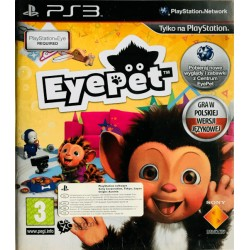 EyePet ps3 playstation 3