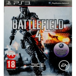 Battlefield 4 ps3 playstation 3