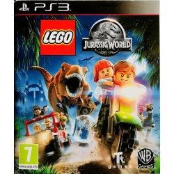 LEGO Jurassic World ps3 playstation 3 [PL]