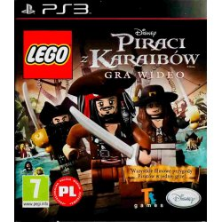 Lego piraci z karaibow Ps3 Playstation 3