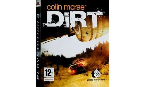 Colin McRae: DiRT ps3 playstation 3