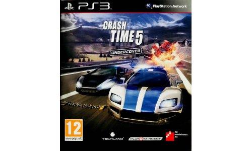 Crash Time 5 ps3 playstation 3