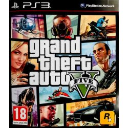 Grand Theft Auto V Gta 5 ps3 playstation 3