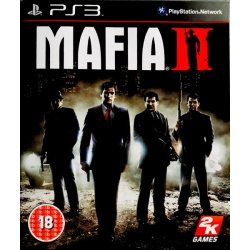 Mafia II ps3 Playstation 3