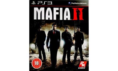 Mafia II ps3 Playstation 3
